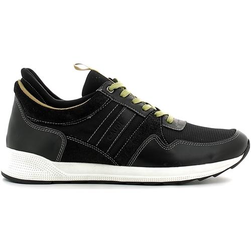 Boty Muži Nízké tenisky Gaudi V62-64953 Černá