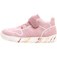 Boty Dívčí Nízké tenisky Naturino 2013463-03-0M02 Růžový