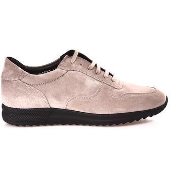Boty Muži Nízké tenisky Soldini 20610 V Béžový