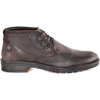 Boty Muži Kotníkové boty Wrangler WM182044 Hnědý