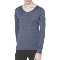 Textil Muži Svetry Antony Morato MMSW00639 YA500041 Modrý