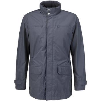 Textil Muži Parky Geox M7220H T2270 Modrý