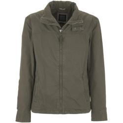 Textil Muži Bundy Geox M7220N T2338 Zelený