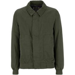 Textil Muži Bundy Geox M7220P T2324 Zelený