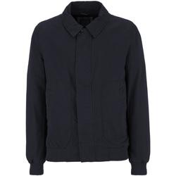 Textil Muži Bundy Geox M7220P T2324 Modrý