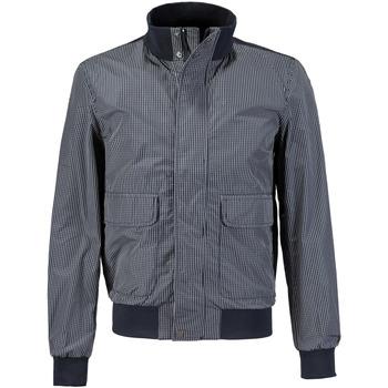 Textil Muži Bundy Geox M7220T TQ199 Modrý