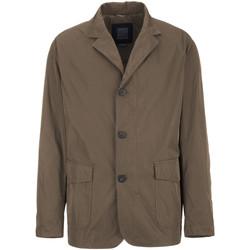 Textil Muži Saka / Blejzry Geox M7221A T2317 Hnědý
