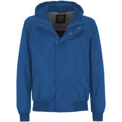 Textil Muži Bundy Geox M7221D T2381 Modrý