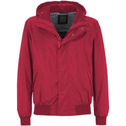 Textil Muži Bundy Geox M7221D T2381 Červené