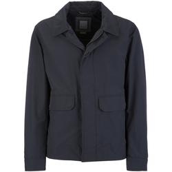 Textil Muži Bundy Geox M7221G T2270 Modrý