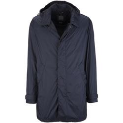 Textil Muži Větrovky Geox M7221X T2163 Modrý