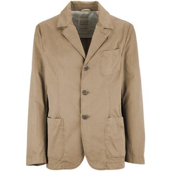 Textil Muži Saka / Blejzry Geox M7223C T2343 Béžový