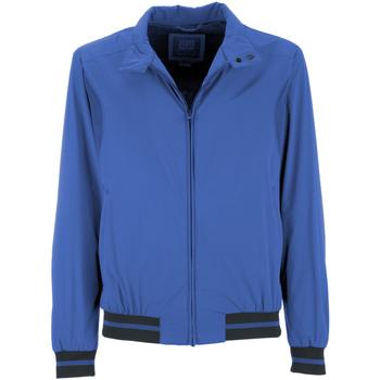 Textil Muži Bundy Geox M7223E T2334 Modrý