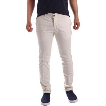 Textil Muži Mrkváče Sei3sei PZV21 7148 Bílý