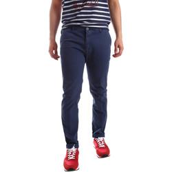 Textil Muži Mrkváče Sei3sei PZV20 71341 Modrý