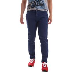 Textil Muži Mrkváče Sei3sei PZV89 71336 Modrý