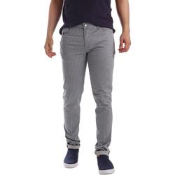 Textil Muži Kapsáčové kalhoty Sei3sei PZV17 71339 Modrý