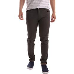 Textil Muži Kapsáčové kalhoty Sei3sei PZV17 71339 Hnědý