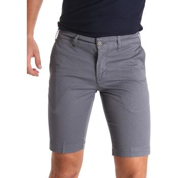 Textil Muži Kraťasy / Bermudy Sei3sei PZV132 71336 Šedá