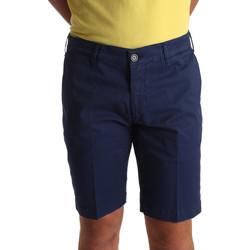 Textil Muži Kraťasy / Bermudy Sei3sei PZV132 71336 Modrý