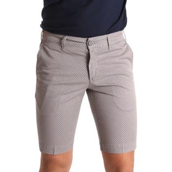 Textil Muži Kraťasy / Bermudy Sei3sei PZV132 71336 Hnědý