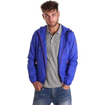 Textil Muži Větrovky U.S Polo Assn. 38275 43429 Modrý