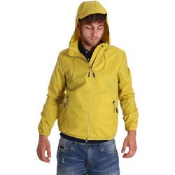 Textil Muži Větrovky U.S Polo Assn. 38275 43429 Žlutá