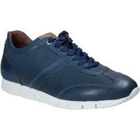 Boty Muži Nízké tenisky Maritan G 140557 Modrý