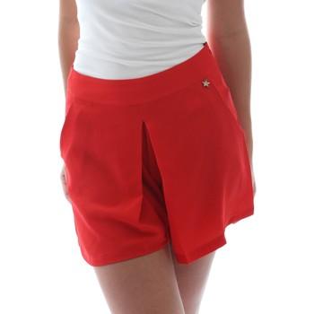 Textil Ženy Kraťasy / Bermudy Fornarina BER1L17C98176 Červené