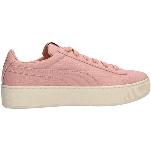 Boty Ženy Nízké tenisky Puma 365603 Růžový