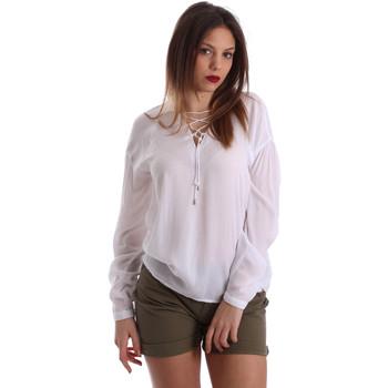 Textil Ženy Halenky / Blůzy Gaudi 73BD47209 Bílý