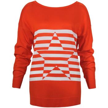 Textil Ženy Svetry Denny Rose 73DR15013 Oranžový