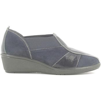 Boty Ženy Mokasíny Susimoda 840868 Modrý