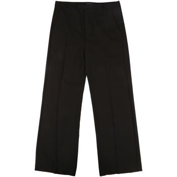 Textil Ženy Oblekové kalhoty Fornarina BIF1I68C96600 Černá