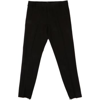 Textil Ženy Oblekové kalhoty Fornarina BIF1I70L24700 Černá
