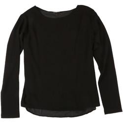 Textil Ženy Svetry Fornarina BIF4547C96600 Černá