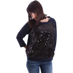 Textil Ženy Svetry Gazel AB.MA.M3.0022 Modrý