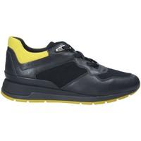 Boty Ženy Nízké tenisky Geox D44N1A 085NY Modrý