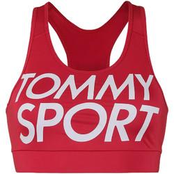 Textil Ženy Sportovní podprsenky Tommy Hilfiger S10S100070 Červené