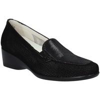 Boty Ženy Mokasíny Melluso R30506F Černá