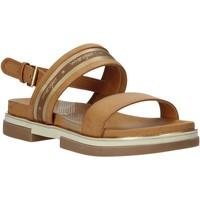 Boty Ženy Sandály Wrangler WL01550A Béžový