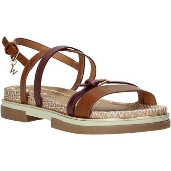 Boty Ženy Sandály Wrangler WL01584A Béžový