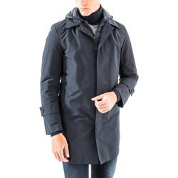 Textil Muži Prošívané bundy Antony Morato MMCO00540 FA600100 Modrý