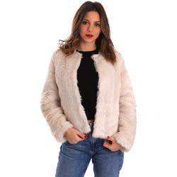 Textil Ženy Kabáty Gaudi 821BD39002 Béžový