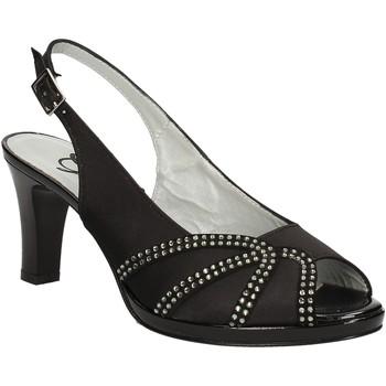 Boty Ženy Sandály Grace Shoes E7793 Černá