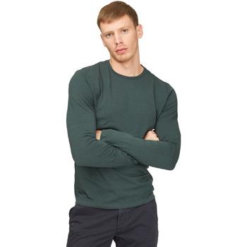 Textil Muži Trička s dlouhými rukávy Gas 300187 Zelený