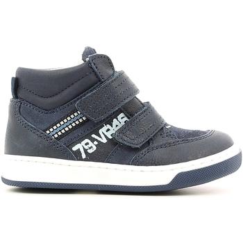Boty Děti Kotníkové tenisky Melania ME1170B6I.B Modrý
