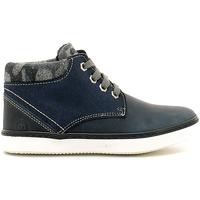 Boty Děti Kotníkové boty Melania ME6072F6I.A Modrý