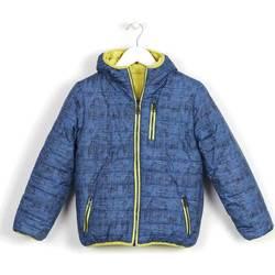Textil Děti Prošívané bundy Losan 623 2008AA Modrý