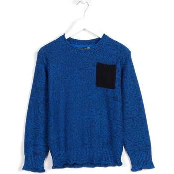 Textil Děti Svetry Losan 623 5006AA Modrý